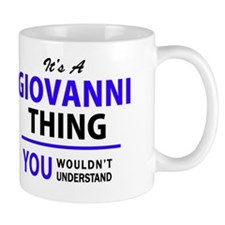 Cool Giovanni Mug
