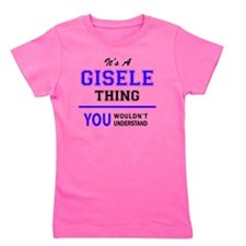 Unique Giselle Girl's Tee