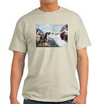 Creation / 2 Dobies Light T-Shirt