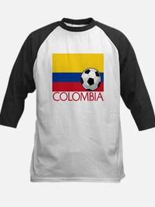 Colombia Soccer / Football Baseball Jersey