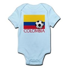 Colombia Soccer / Football Body Suit