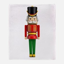 The Nutcracker Throw Blanket