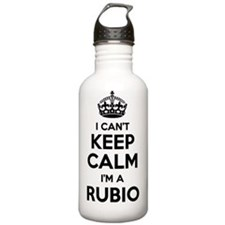 Cute Rubio Water Bottle
