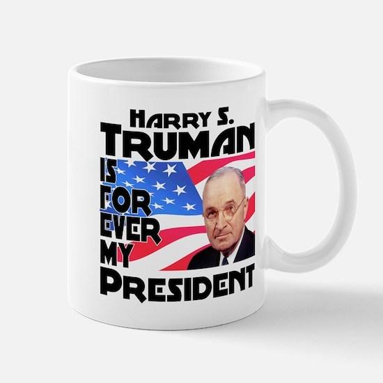 Truman 4ever Mug