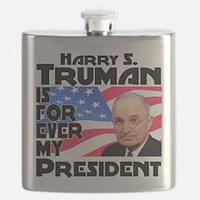 Truman 4ever Flask