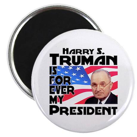 Truman 4ever Magnet