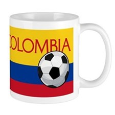 Colombia Soccer / Football Mugs