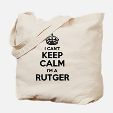 Unique Rutgers Tote Bag