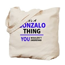 Cute Gonzalo Tote Bag