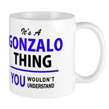 Unique Gonzalo Mug