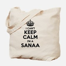 Cute Sanaa Tote Bag