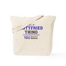 Funny Gottfried Tote Bag