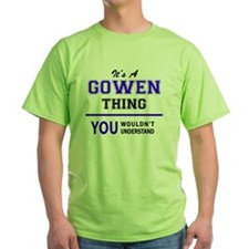 Cute Gowen T-Shirt