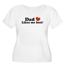 Dad Likes Me Best T-Shirt