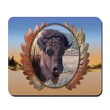 Great Buffalo Mousepad