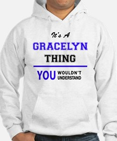 Cute Gracelyn Hoodie Sweatshirt