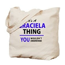 Cute Graciela Tote Bag