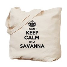 Funny Savanna Tote Bag