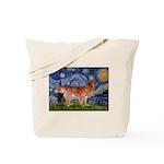 Starry / Nova Scotia Tote Bag