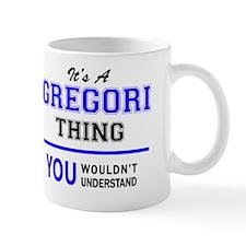 Funny Gregory Mug