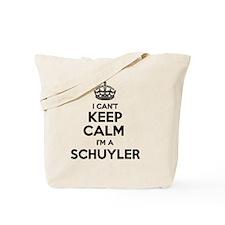 Funny Schuyler Tote Bag