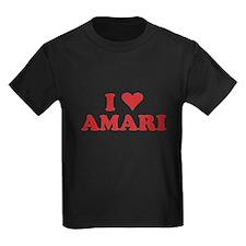 I LOVE AMARI T
