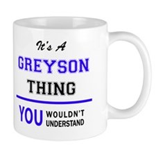 Cute Greyson Mug