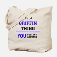 Cute Griffin Tote Bag