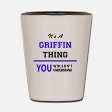 Cute Griffin Shot Glass