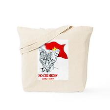 Ho Chi Meow Tote Bag