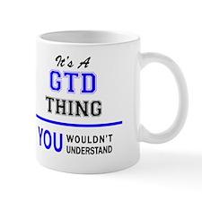 Unique Gtd Mug