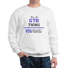 Cute Gto Sweatshirt