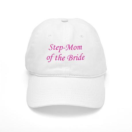 Step-Mom of the Bride Cap