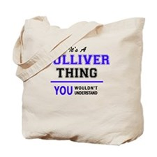 Unique Gulliver Tote Bag