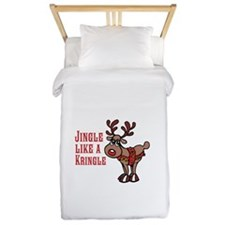 Jingle Twin Duvet