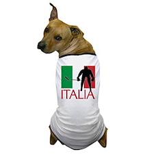 Italia Hockey Dog T-Shirt