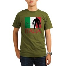 Italia Hockey T-Shirt