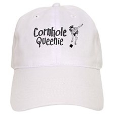 Cornhole Queenie Baseball Cap
