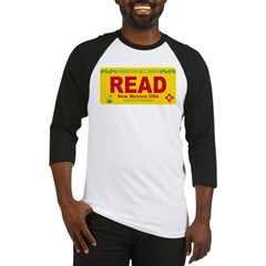 License to Read Baseball Jersey