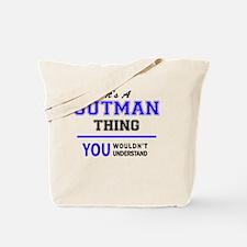 Funny Gutman Tote Bag