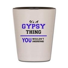 Gypsy Shot Glass