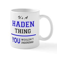 Cute Haden Mug