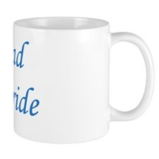 Step-Dad of the Bride Mug
