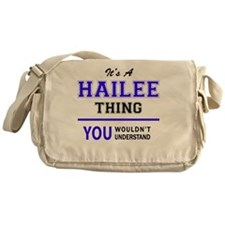 Cute Hailee Messenger Bag