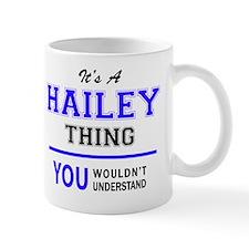 Unique Hailey Mug