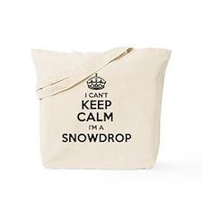 Cute Snowdrops Tote Bag