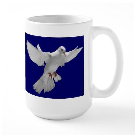 God Bless Everyone (No Exceptions) Large Mug