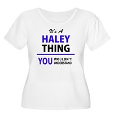 Funny Haley T-Shirt