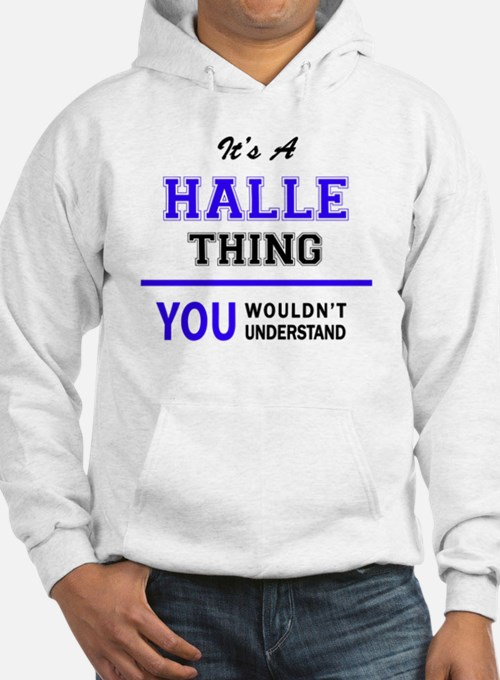 Cute Halle Jumper Hoody