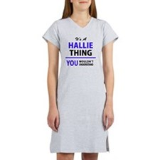 Unique Hallie Women's Nightshirt